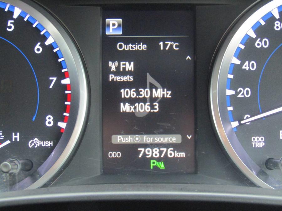 2017 MY18 Toyota Kluger GSU50R GXL 2WD Suv Image 19