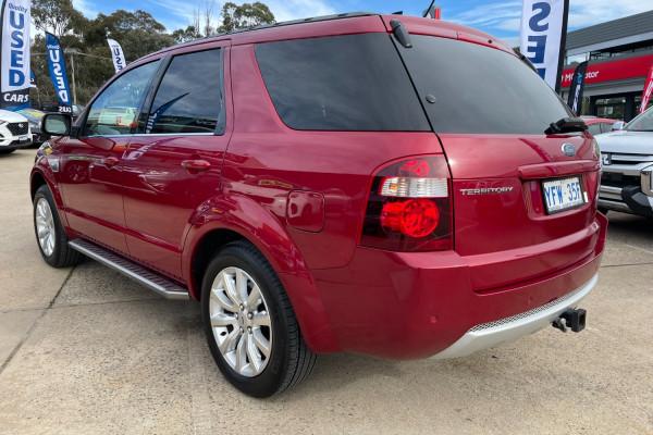 2009 Ford Territory SY MKII Ghia Wagon Image 5