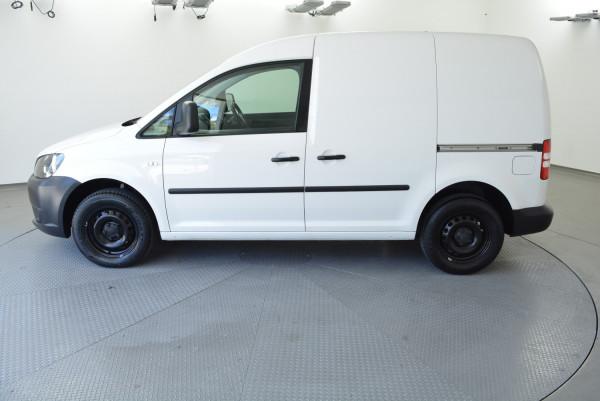 2013 Volkswagen Caddy 2KN MY13 TDI250 Van
