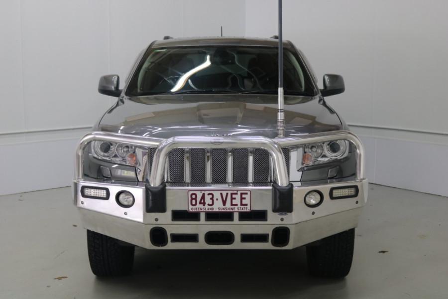 2012 MY13 Jeep Grand Cherokee WK MY2013 OVERLAND Suv