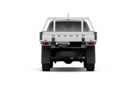 2021 MY21.75 Ford Ranger PX MkIII XLT Double Cab Chassis Utility Image 4