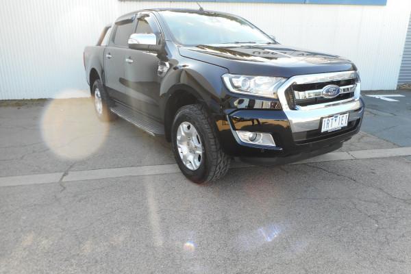 2017 Ford Ranger Utility Image 4
