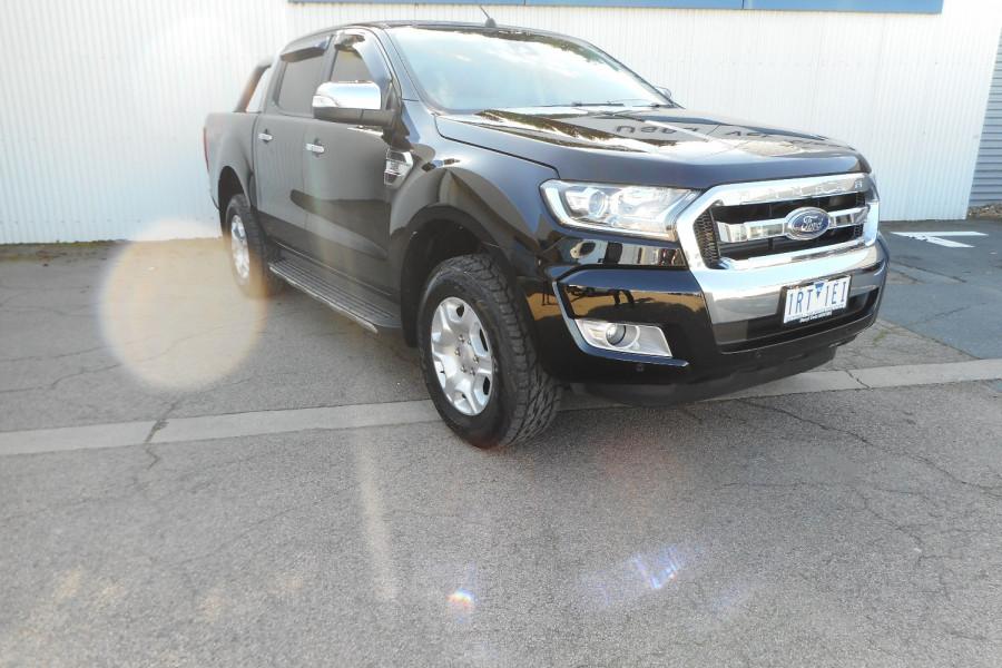 2017 Ford Ranger Utility