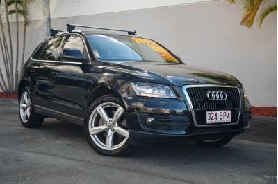 2009 Audi Q5 8R MY10 TDI Suv