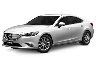 Mazda 6 Touring Sedan GL Series