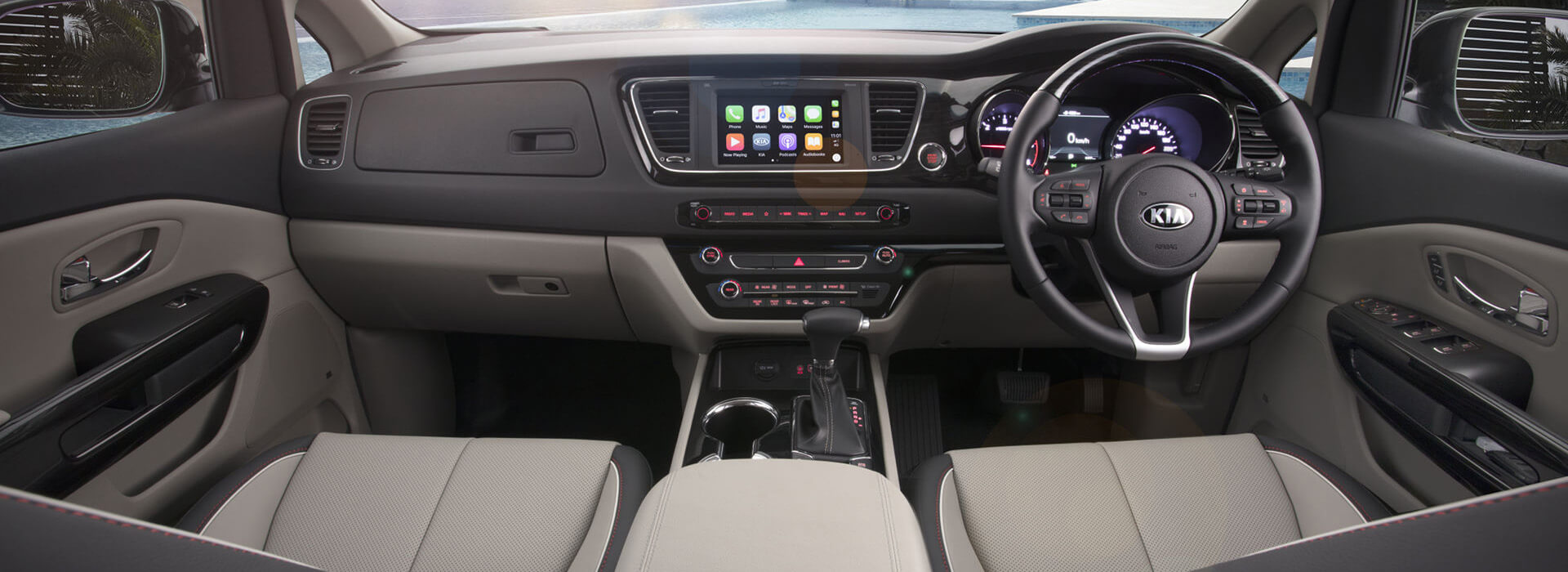 New Kia Carnival for sale in Cessnock Hunter Valley - Cessnock Kia