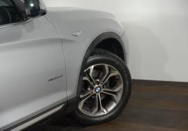 2015 BMW X3 Bmw X3 Xdrive20d Auto Xdrive20d Suv