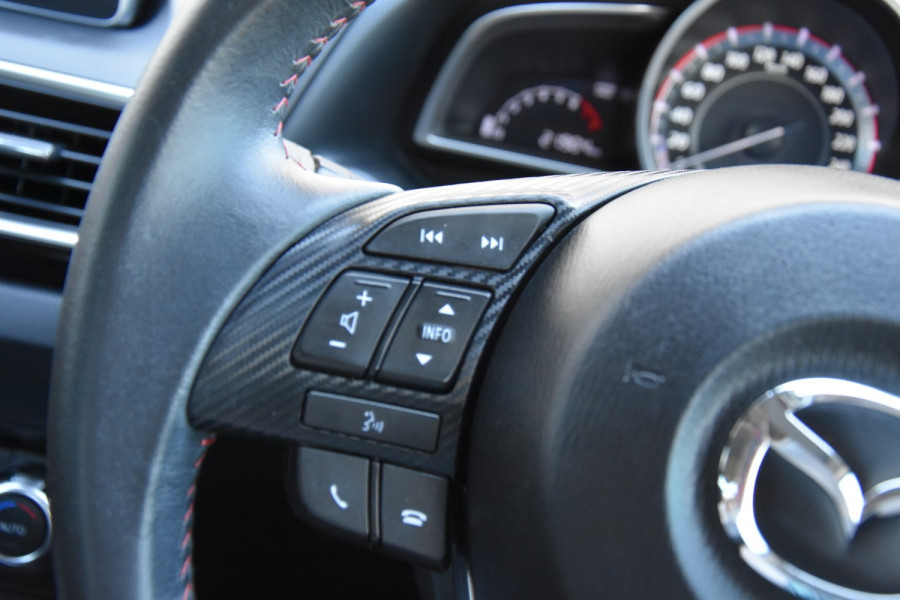 2016 Mazda 3 BM Series SP25 Sedan Sedan Image 29