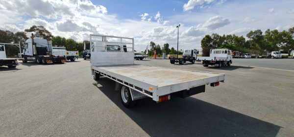 2013 Fuso Canter 918 Tray Image 3