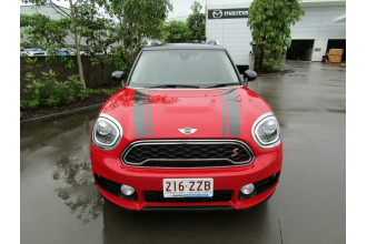 2017 Mini Countryman F60 Cooper S Steptronic Suv Image 2