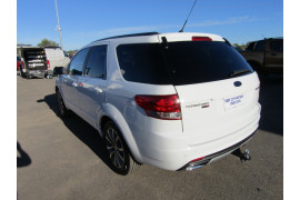 2014 Ford Territory SZ TITANIUM Wagon Image 5