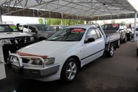 Ford Falcon XL BA
