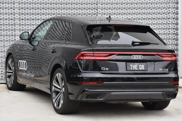 2019 Audi Q8 Suv Image 3