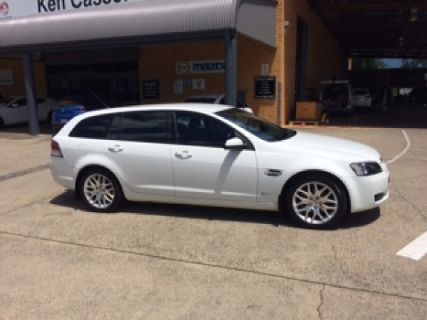 2010 Holden Commodore VE MY10 International Wagon