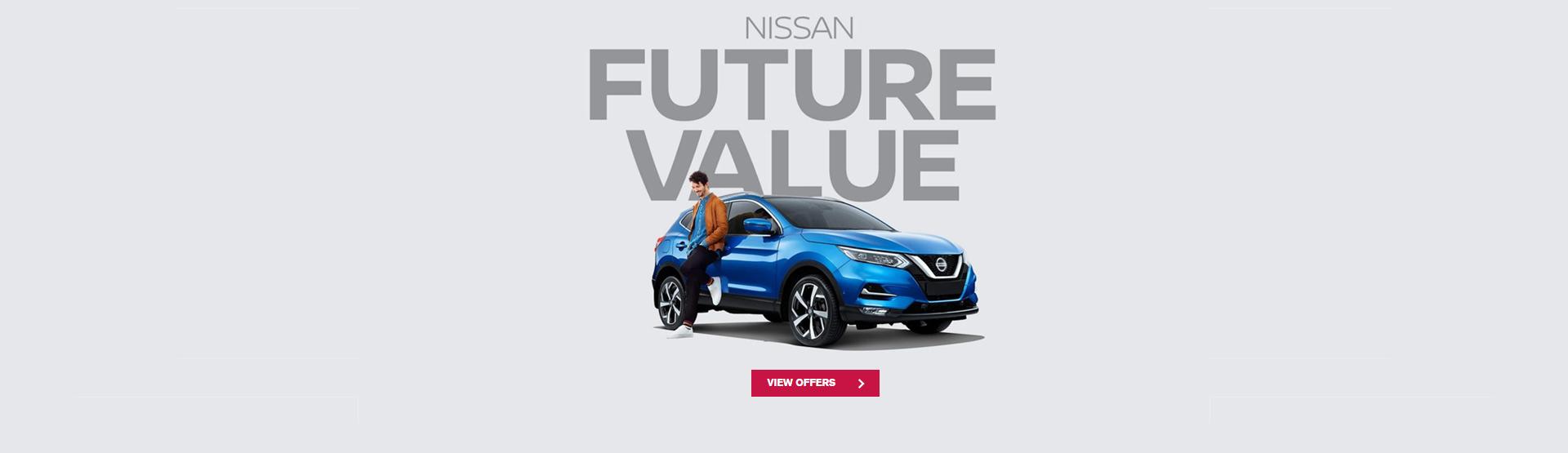 JT Fossey Nissan Offers