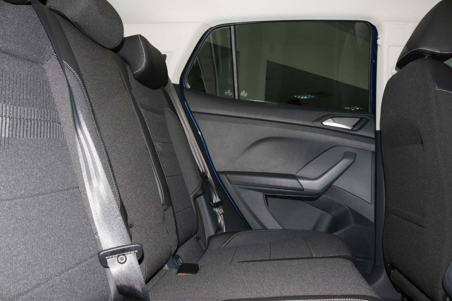 2021 Volkswagen T-Cross C1 85TSI CityLife (Black) Suv Image 9