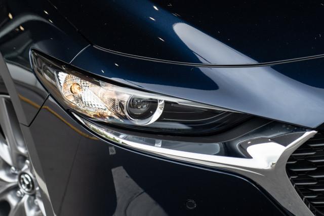 2021 Mazda 3 BP G25 Evolve Sedan Sedan Mobile Image 21