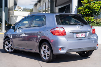 2010 MY11 Toyota Corolla ZRE152R  Conquest Hatchback Image 2