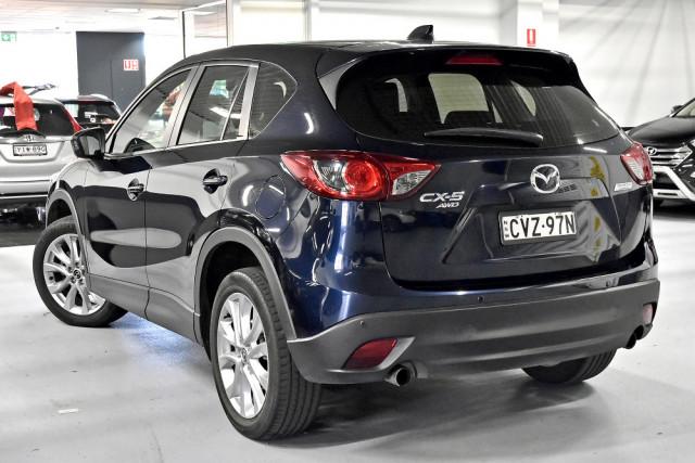 2014 Mazda Cx-5 KE1031  Grand Tour Suv Image 2