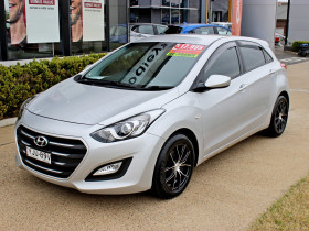 Hyundai i30 Active GD4 Series II