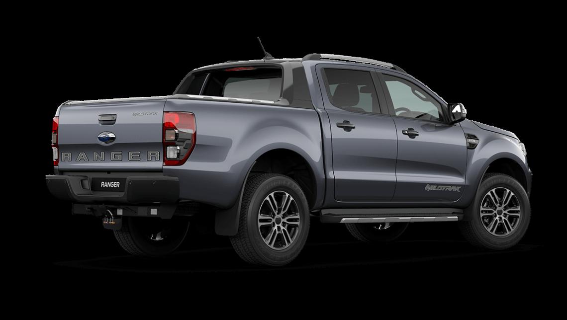 2020 MY20.75 Ford Ranger PX MkIII Wildtrak Utility Image 4