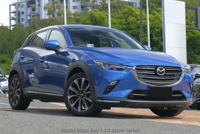 2019 MY0  Mazda CX-3 DK sTouring Suv