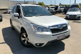Subaru Forester 2.5I Luxury Limited Edition MY14