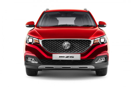2021 MG ZS AZS1 Excite Suv Image 2