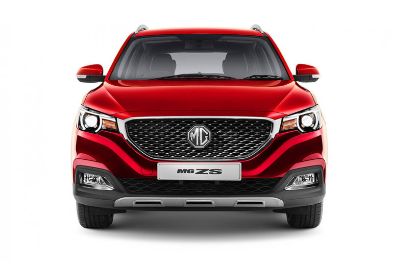 2020 MG ZS AZS1 Excite Suv Image 2
