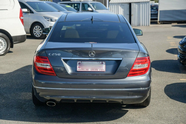 2013 Mercedes-Benz C-Class C204 MY13 C250 7G-Tronic + Coupe Image 3