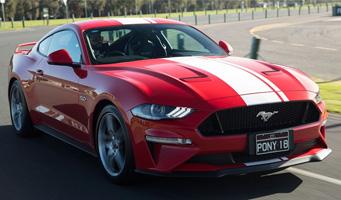 Mustang MagneRide Dampers