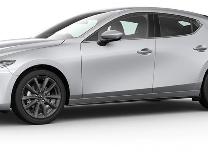 2021 Mazda 3 BP G20 Touring Hatchback