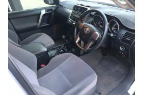 2012 Toyota Landcruiser Prado KDJ150R GX Suv Image 4