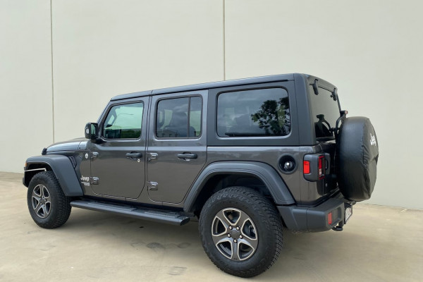 2019 Jeep Wrangler JL Sport S Unlimited Suv Image 3