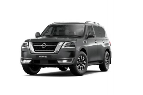 2020 MY21 Nissan Patrol Y62 Series 5 Ti-L Suv