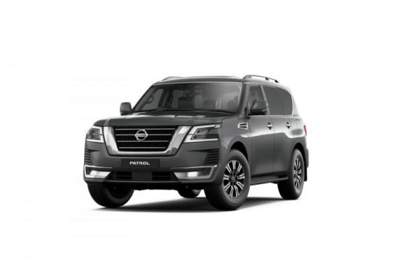 2020 MY21 Nissan Patrol Y62 Series 5 Ti-L Suv Image 2