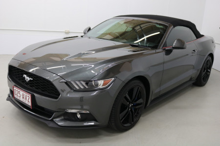 2015 Ford Mustang FM FM Convertible Image 4