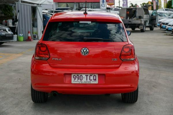 2013 MY13.5 Volkswagen Polo 6R MY13.5 77TSI DSG Comfortline Hatchback Image 4