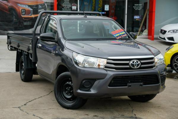 Toyota Hilux SR 4x2 GUN123R