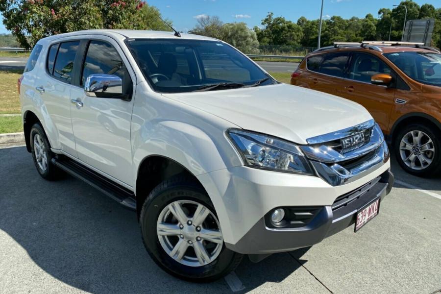 2016 MY15.5 Isuzu Ute MU-X MY15.5 LS-U Rev-Tronic Wagon