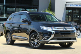 Mitsubishi Outlander LS 2WD Safety Pack ZK MY17
