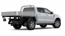 2020 MY21.25 Ford Ranger PX MkIII XLT Double Cab Chassis Utility image 10