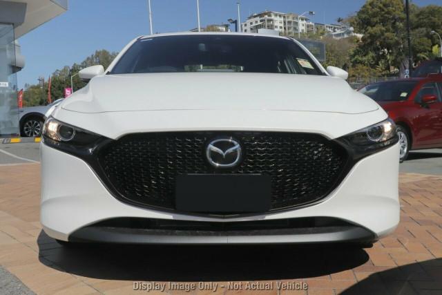 2020 Mazda 3 BP G25 Evolve Hatch Hatchback Mobile Image 4