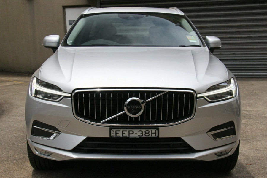 2019 MY20 Volvo XC60 UZ D4 Inscription Suv Mobile Image 17