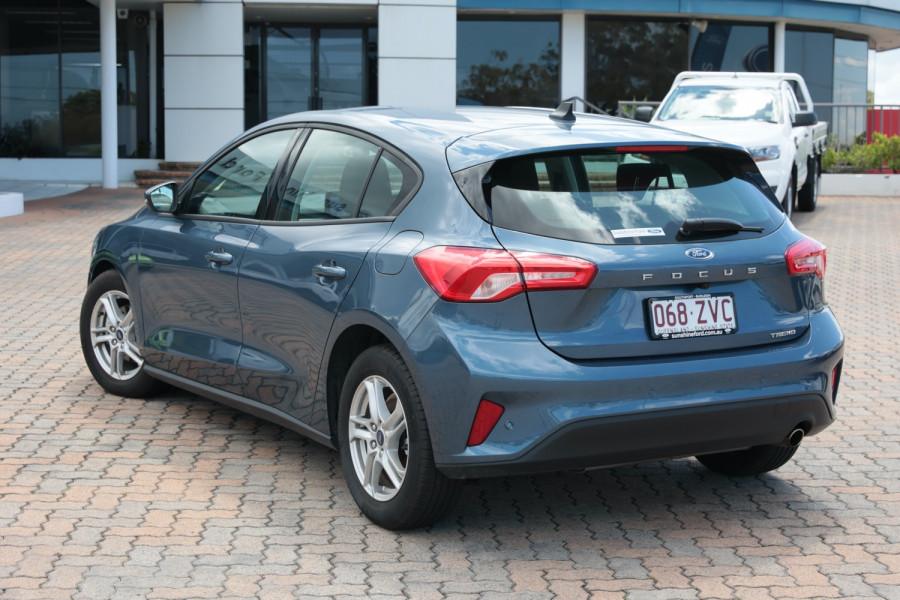 2019 MY19.75 Ford Focus SA Trend Hatch Hatch Image 3