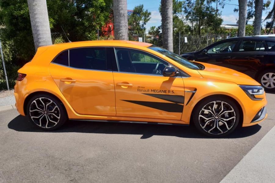 Demo 2018 Renault Megane R S  #L1674 Maroochydore - Cricks