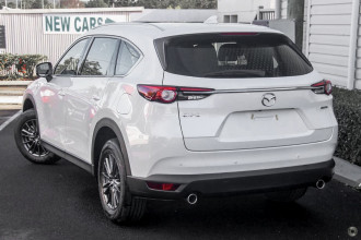 2020 MY21 Mazda CX-8 KG Series Sport Suv Image 4