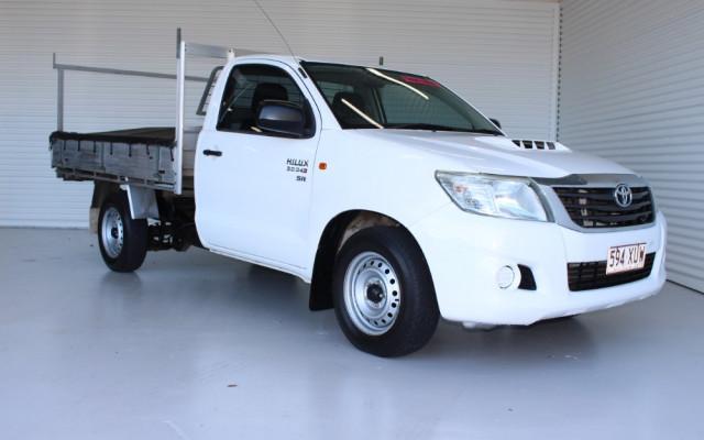 Toyota HiLux SR KUN16R MY12