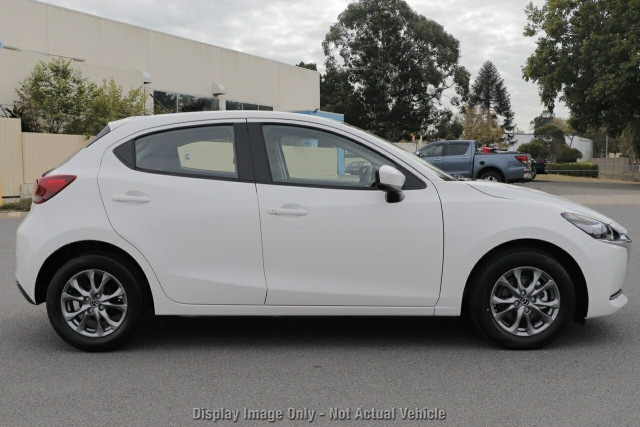 2021 MY20 Mazda 2 DJ Series G15 Pure Hatchback Mobile Image 3