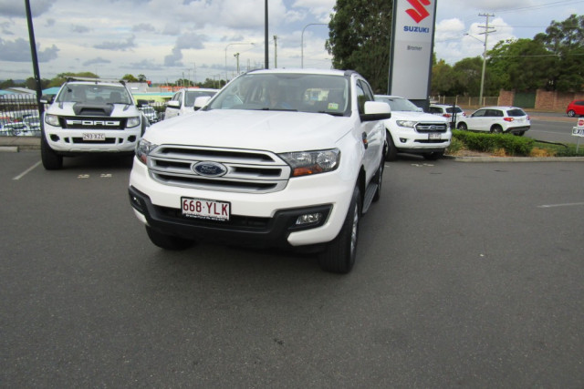 2018 Ford Everest UA Ambiente 4WD Suv